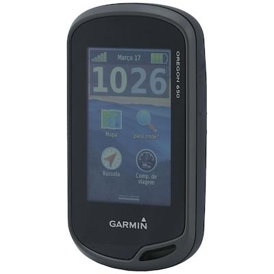 GPS Portátil Adventure Garmin Oregon 650