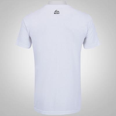 Camiseta Reef Rusty Sablatize - Masculina