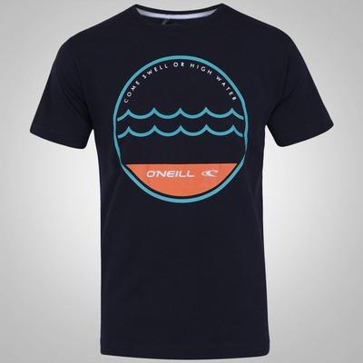 Camiseta Oneill Tropical Watermark - Masculina