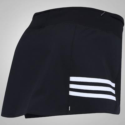 Short Saia com Bolso de Zíper adidas Response - Feminino