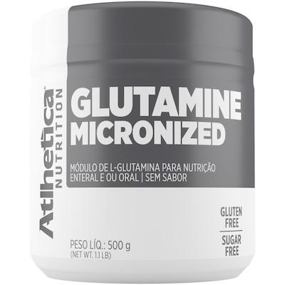 Glutamina Atlhetica Micronized - 500g
