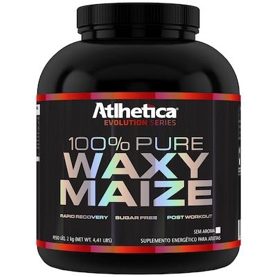 Energético Atlhetica Pure Waxy Maize - 2 Kg