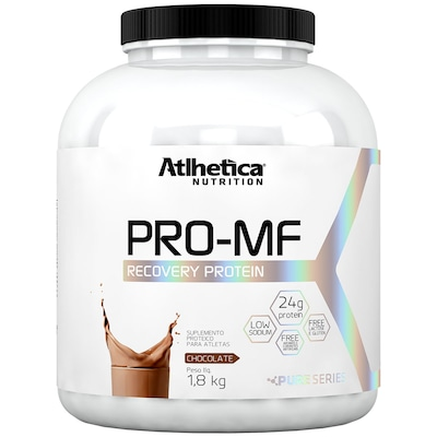 Proteína Atlhetica PRO-MF Recovery Protein - Chocolate - 1,8Kg
