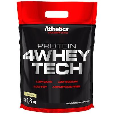 Whey Protein Atlhetica 4Whey Tech - Baunilha - 1,8 Kg