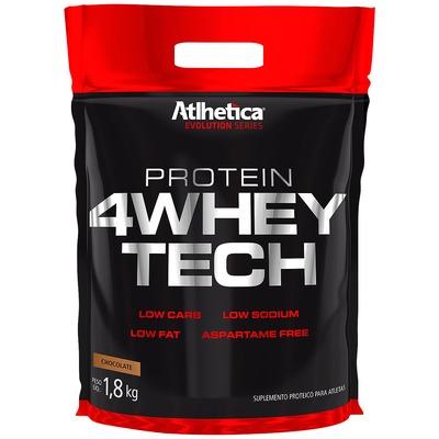 Proteina Atlhetica 4Whey Tech 1.8Kg Cho