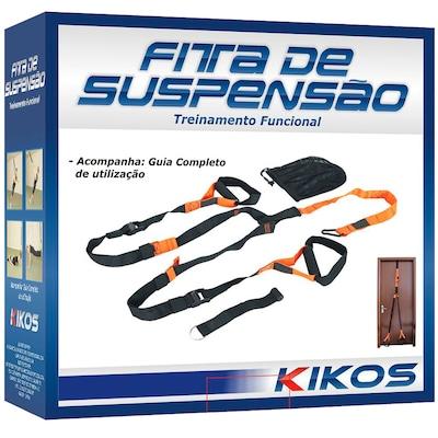 Fita de Suspensão 1,40m Kikos AB3307 - Até 120Kg