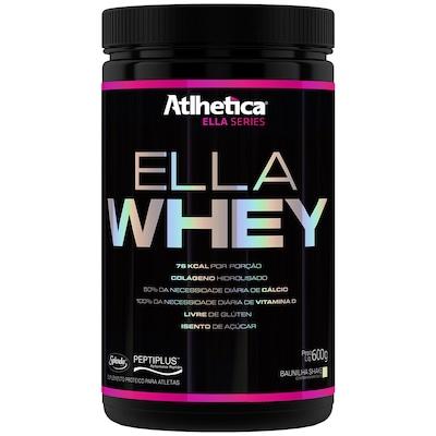 Emagreced Atlhetica Ella Whey 600G Baun
