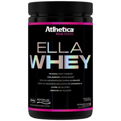 Proteina Atlhetica Ella Whey 600G Moran