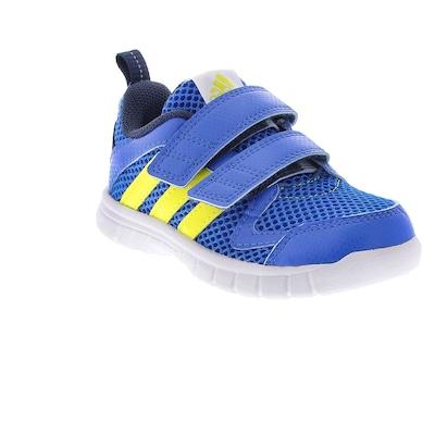 Tênis adidas Sta Fluid 3 Cf Text - Infantil