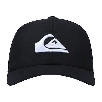 Boné Quiksilver 3D Logo - Strapback - Adulto