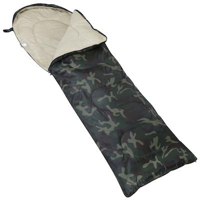 Saco de Dormir Echolife Camuflado Camo