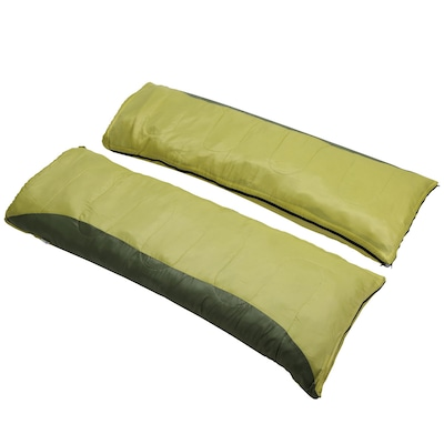 Saco de Dormir com Travesseiros Echolife Casal Moon