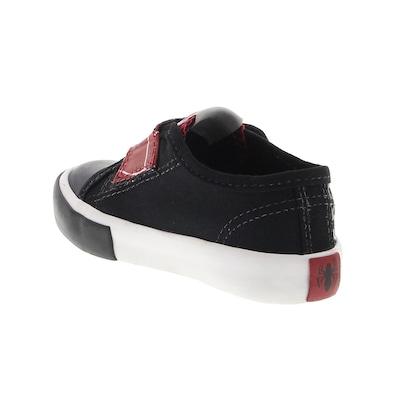 Tênis Sugar Shoes Homem Aranha - Tira em Velcro - Infantil