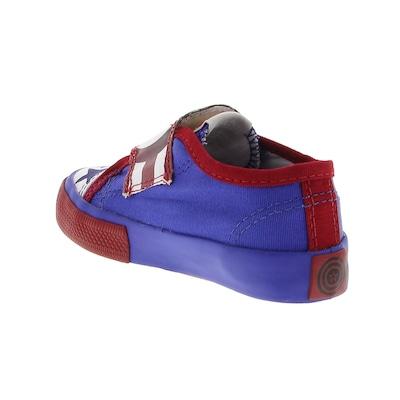 Tênis Sugar Shoes Capitão América - Infantil