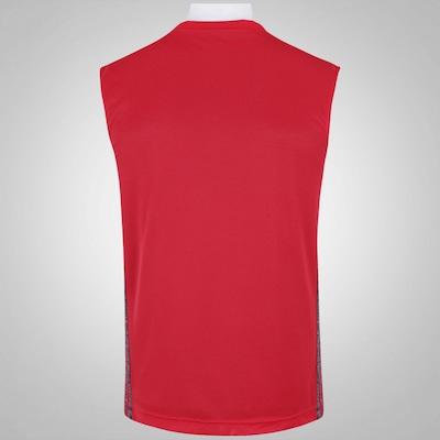 Camiseta Regata adidas NBA Chicago Bulls Reversível - Masculina