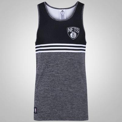 Camiseta Regata adidas WNTR Brooklyn Nets - Masculina