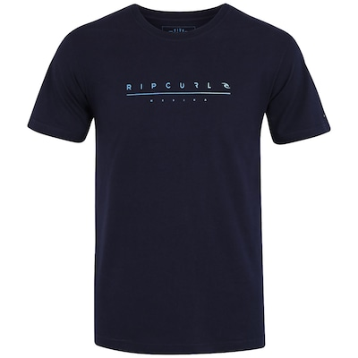 Camiseta Rip Curl Bad Time Good Time - Masculina