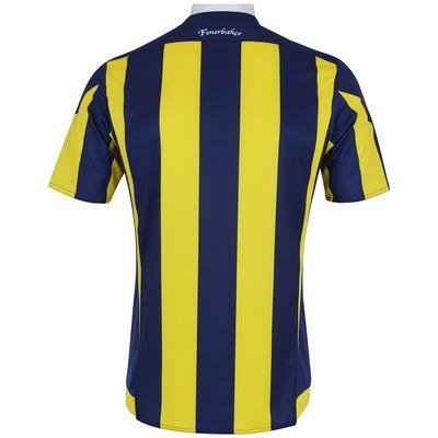 Camisa do Fenerbahçe I 15/16 adidas