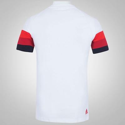 Camiseta do Flamengo SF adidas - Masculina