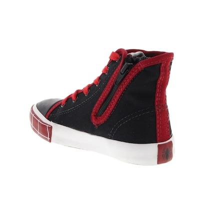 Tênis Sugar Shoes Homem Aranha - Cano Alto - Infantil