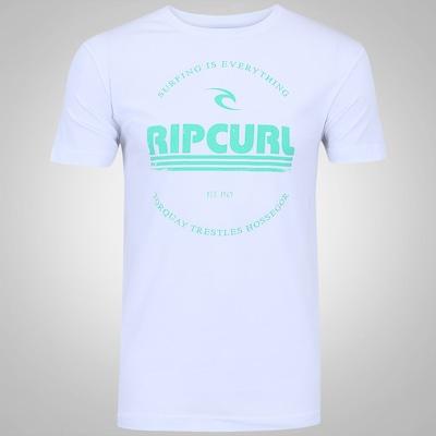 Camiseta Rip Curl Big Mama Zinc - Masculina