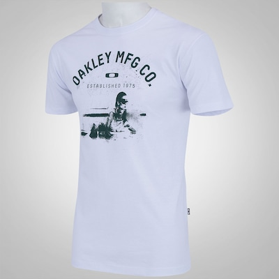 Camiseta Oakley Look Twice - Masculina