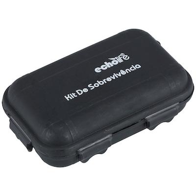 Kit de Sobrevivência com 13 Itens Echolife Survival