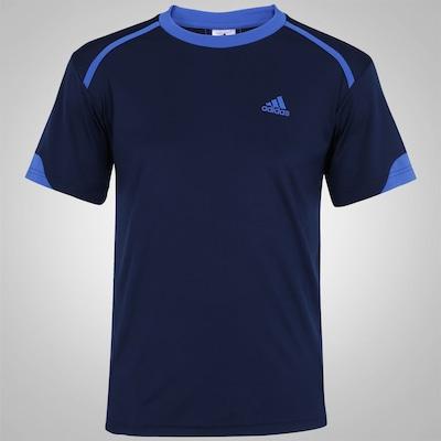 Camiseta adidas Base Mid 3S ADNA - Masculina