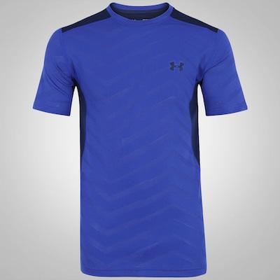 Camiseta Under Armour Raid Exo Jacquard - Masculina