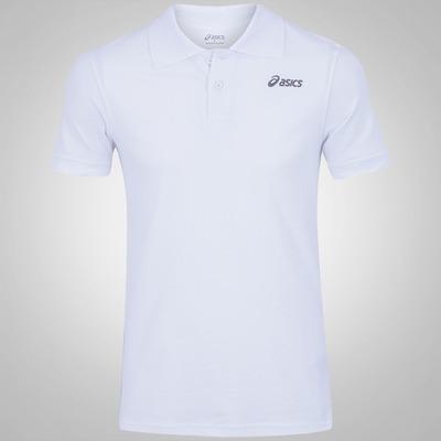 Camisa Polo Asics Piquet - Masculina