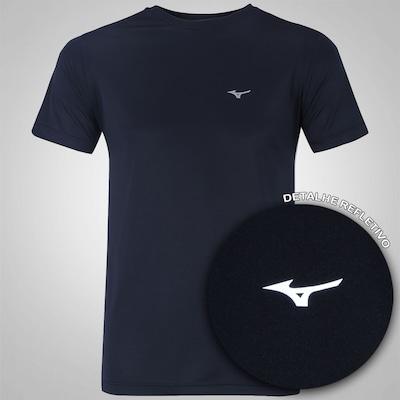 Camiseta Mizuno Wave Run - Masculina