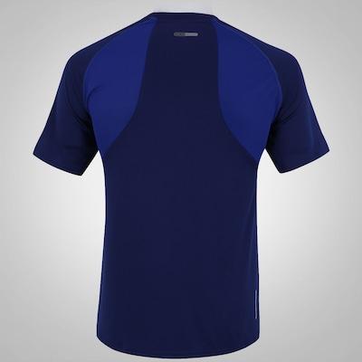 Camiseta Mizuno Run Zest - Masculina