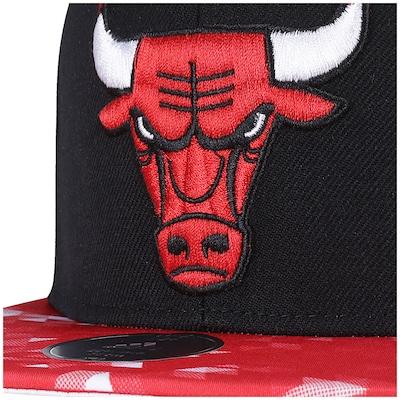 Boné Aba Reta adidas NBA Chicago Bulls - Snapback- Adulto