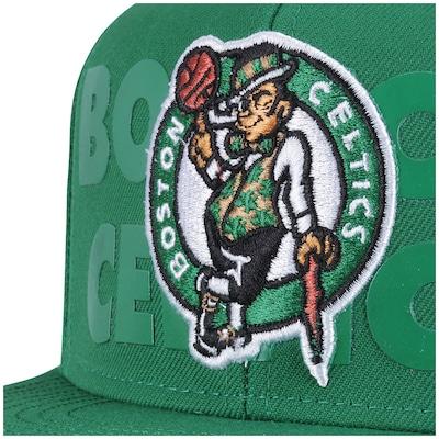 Boné Aba Reta adidas NBA Boston Celtics - Snapback - Adulto
