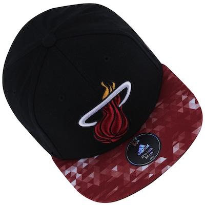 Boné Aba Reta adidas NBA Miami Heat - Snapback - Adulto
