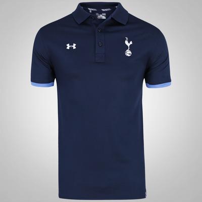 Camisa Polo do Tottenham Under Armour - Masculina