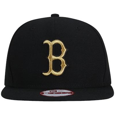 Boné Aba Reta New Era Boston Red Sox - Strapback - Adulto