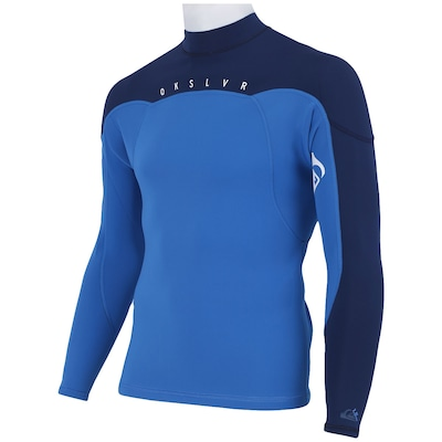 Camisa Manga Longa Quiksilver Neoprene Syncr 1.5 mm Flat R18 - Masculina