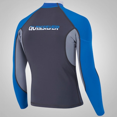 Camisa Manga Longa Quiksilver Neoprene Syncr 0.5 mm Flat R18 - Masculina