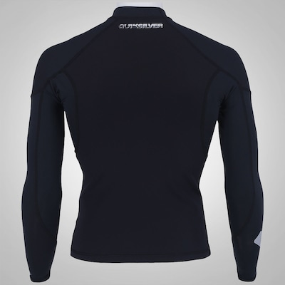 Camisa de Surf Manga Longa de Neoprene Quiksilver Syncr Flat RI - 1.0 mm - Masculina
