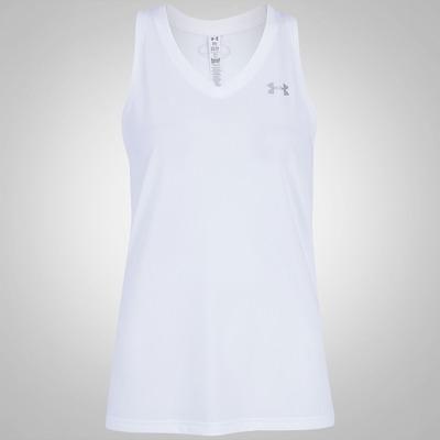 Camiseta Regata Under Armour Tech - Feminina