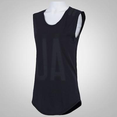 Camiseta Under Armour Big Stripe - Feminina