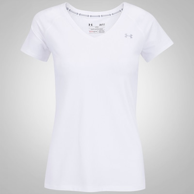 Camiseta Under Armour Heatgear - Feminina