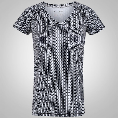 Camiseta Under Armour HG Printed - Feminina