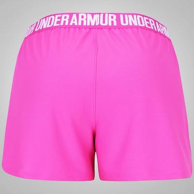 Shorts Under Armour Play Up - Feminino