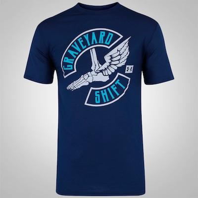 Camiseta Under Armour Graveyard Shift Graphic - Masculina