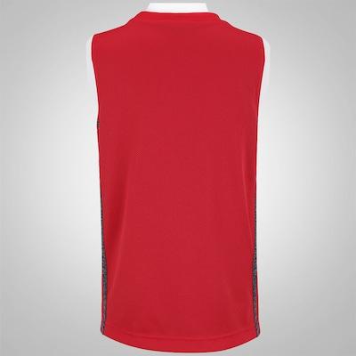 Camiseta Regata Reversível adidas NBA Chicago Bulls - Infantil