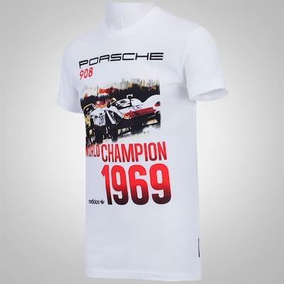 Camiseta adidas Porsche1969 - Masculina