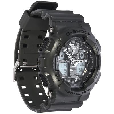 Relógio Digital Analógico Casio G-Shock GA100CF - Masculino