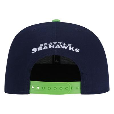 Boné Aba Reta New Era Seattle Seahawks - Snapback - Adulto